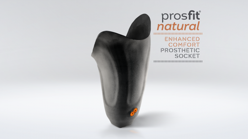 ProsFit Natural - the launch of enhanced comfort