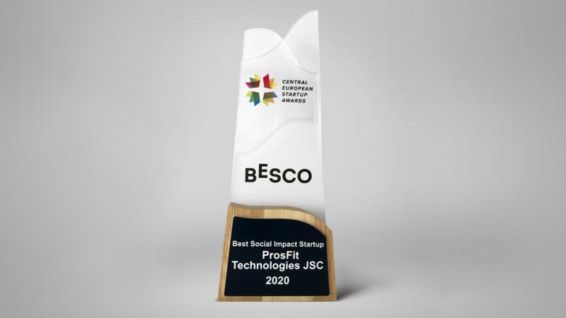 ProsFit wins Best Social Impact Startup Award